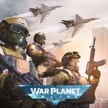 Скачать и играть в War Planet Online: Global Conquest